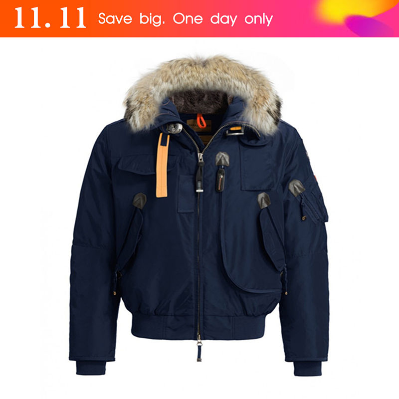 2016 winter warm Hiking Down Jacket Men down long gobi man jacket winter parka down jacket free shipping цена