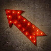 Luzes de seta luzes de parede luzes do corredor varanda lâmpada do corredor escadas café barra luzes