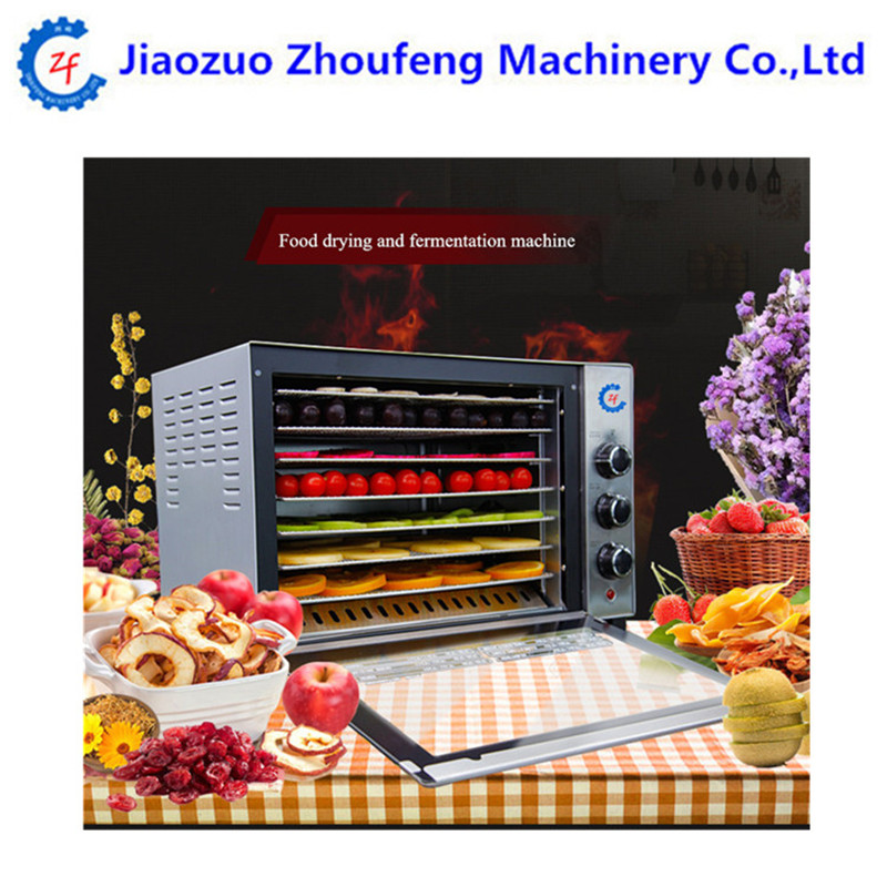Industrial fruit dryer electric food dehydrator stainless steel pet food drying machine fast food leisure fast food equipment stainless steel gas fryer 3l spanish churro maker machine