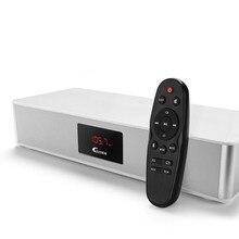 New High-end Mini Home System Stereo Super Bass Wireless Bluetooth Speaker Big Power Hifi Remote Cannon Multimedia Loudspeaker