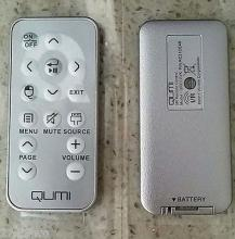Projector Remote Control Suitable for Vivitek QUMI Q5 Q2 Q7 vivitek h1185 кинотеатральный проектор white page 7