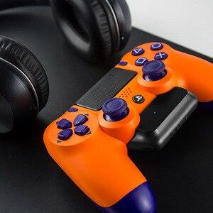 Image 5 - Yoteen kablosuz bluetooth 5.0 Ses Alıcı Verici Mini 3.5mm Aux Stereo Adaptörü için PS4 Gamepad bluetooth kulaklık