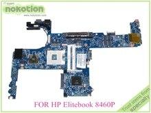 642753-001 for hp elitebook 8460P laptop motherboard QM67 AIT HD6470M graphics DDR3