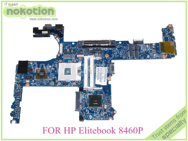 все цены на NOKOTION 642753-001 for hp elitebook 8460P laptop motherboard QM67 AIT HD6470M graphics DDR3 онлайн