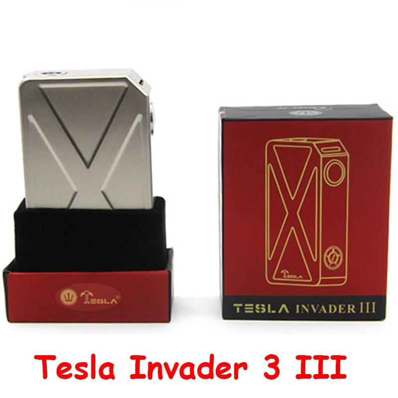 original font b Electronic b font font b Cigarette b font Mods Tesla Invader III 240W