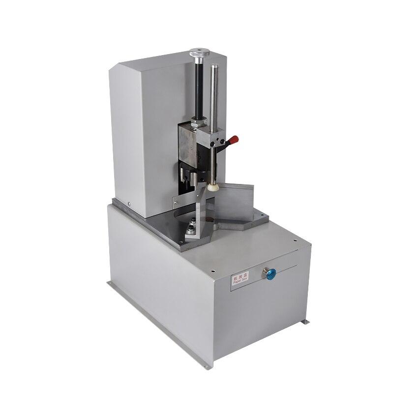 Coin rond électrique Machine 220V filet automatique coupe papier Machine R3 9 couteau bureau à domicile vitesse 1400r/min nouveau véritable - 3