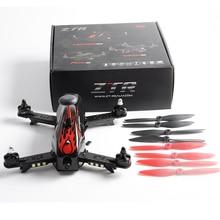 Badai Racing Resistensi Rusak RTF FPV Drone Quadcopter ZTR QAV260 120 km/h 3 K Bingkai Serat Karbon dengan Radio Controller