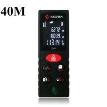 Best price 40m laser distancer portable digital laser distance meters 40m
