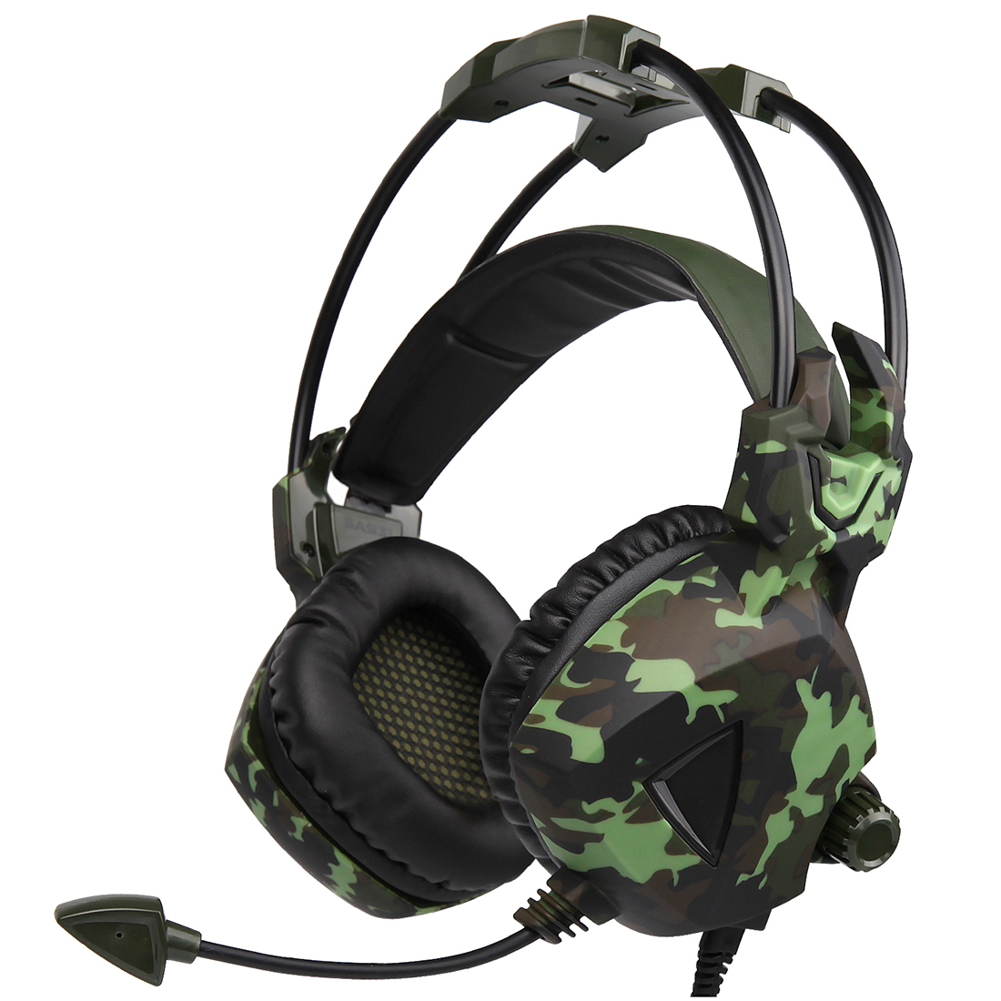 SA931 Gaming Headset works with PC,PS4,Laptop haiba hb49108