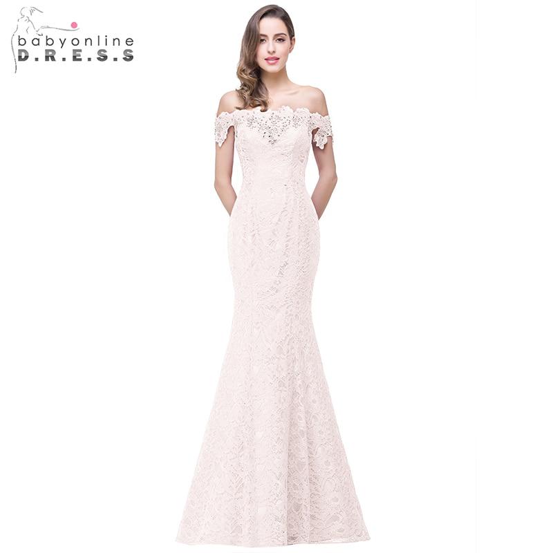Vintage White Red Mermaid Lace Off Shoulder Wedding Dresses 2017 ...