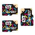 Tarjetas sd micro 16g/32g/64 gb tarjeta de memoria de alta velocidad de clase 10 uhs-i tarjeta de tf tarjeta sd micro para ld para psp phone cámara