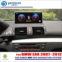 YESSUN 10 Inch HD Screen For BMW E88 2007 2012 Car Android Stereo Audio Video Player
