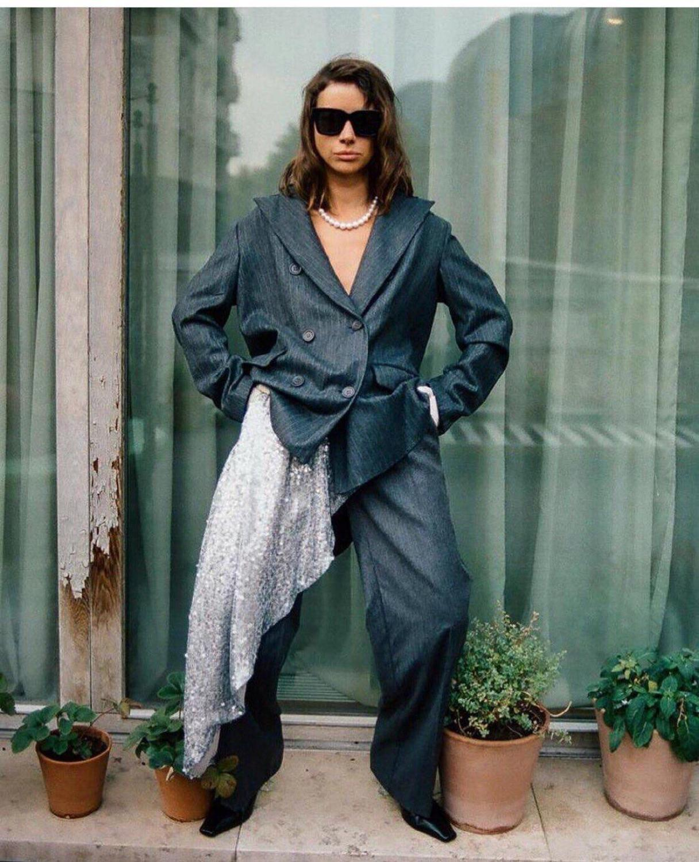 Las Bragas De Rayas La Casuales 2019 Mujeres Pantalones Lentejuelas Moda Ddxgz3 A O1qvw54