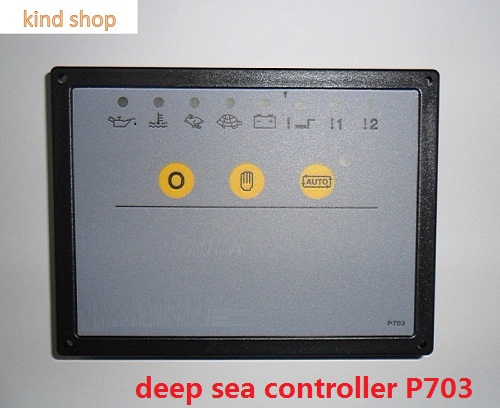 Generator controller module 703 replace Deep sea DSE703 for Diesel Generator Set оснастка морская fladen deep sea rig for cod
