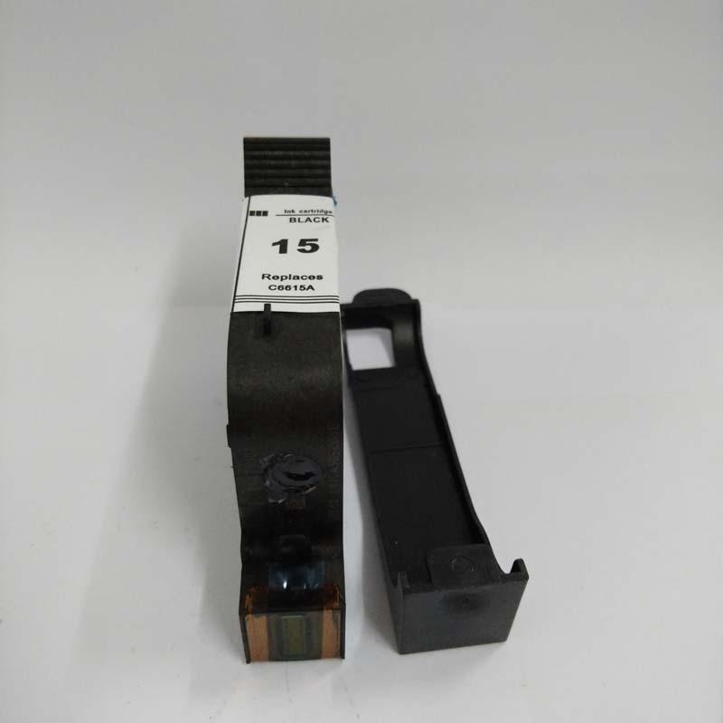 Черни касети с мастило Einkshop за HP 15 за HP - Офис електроника - Снимка 5