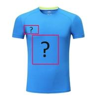 2017 Short Sleeve Survetement Custom Logo Men S Sport Running Shirt Quick Dry Soccer Training TShirt