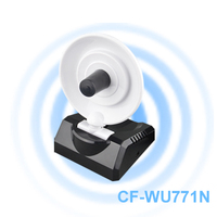Comfast CF WU771N With 10dBi WiFi Adapter Antenna Signalking 300Mbps Radar USB Wireless Adapter
