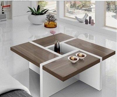 Moderne Vierkante Salontafel.Goedkope Vierkante Salontafel Salontafel Moderne