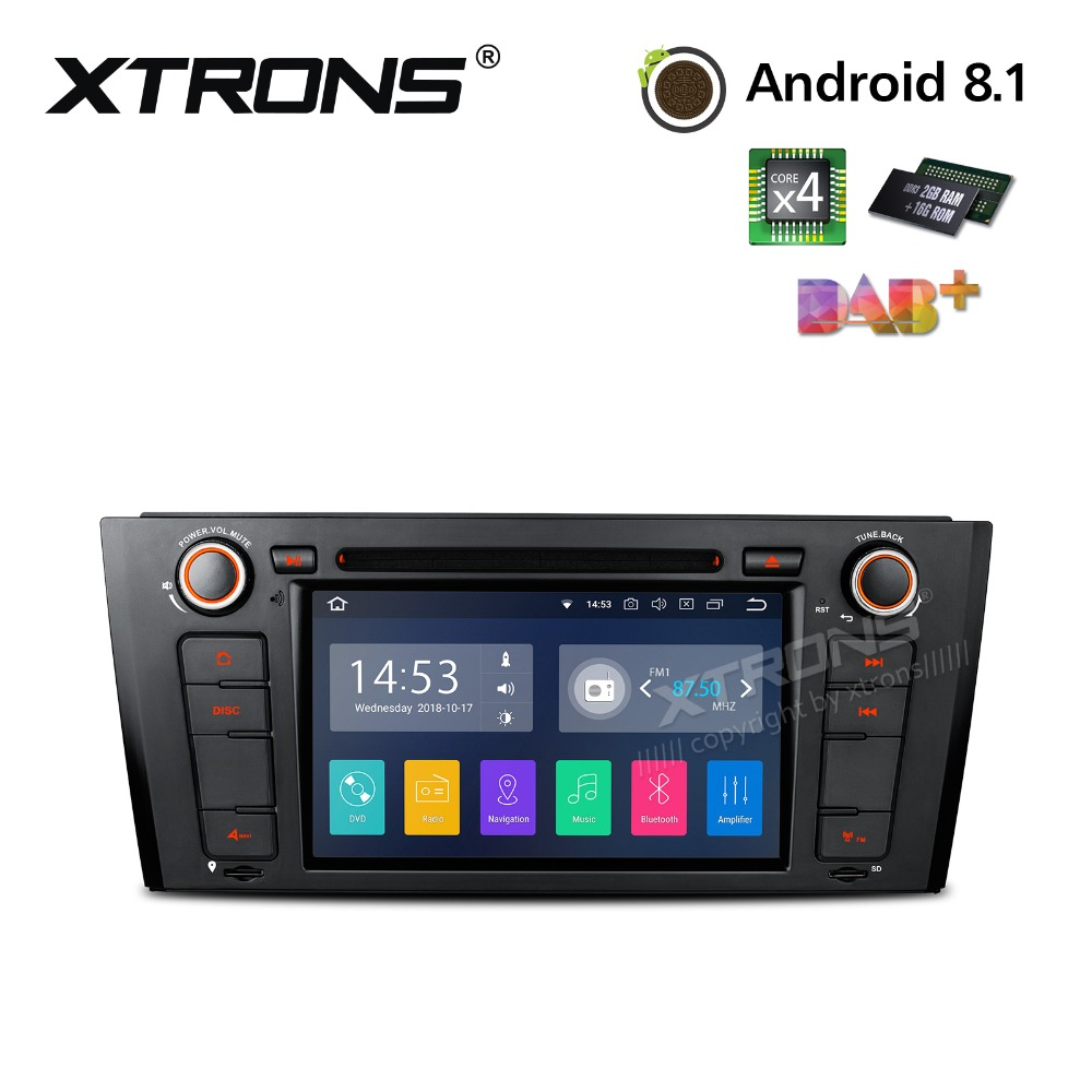 xtrons radio android 8 1 car dvd player gps rca obd dab. Black Bedroom Furniture Sets. Home Design Ideas