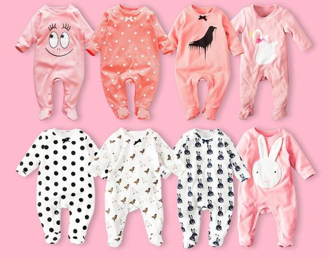 Baby Clothes Newborn Clothes Babys Winter Clothes  Month Warm Winter Long Sleeve Clothes 6 Fashion Rompers