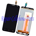 Black display LCD Full + Touch screen digitador assembléia para Alcatel One Touch Idol 2 mini 6016 OT-6016A 6016X 6016D 6016E