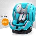 Alta calidad cómoda silla de asiento de seguridad para 9 meses-12 años de edad del niño a usar