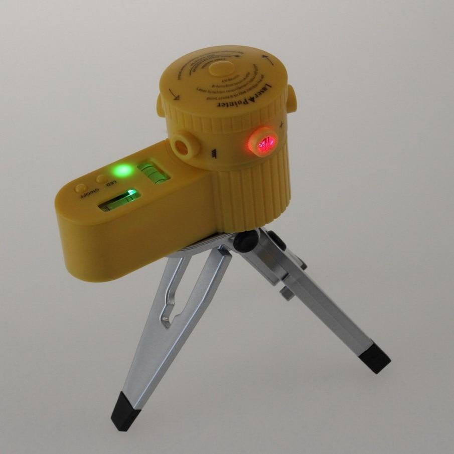 2016 Hot Sale Worldwide Multifunction cross Laser Level Leveler Vertical Horizontal Line Tool With Tripod Hot Sale  цены
