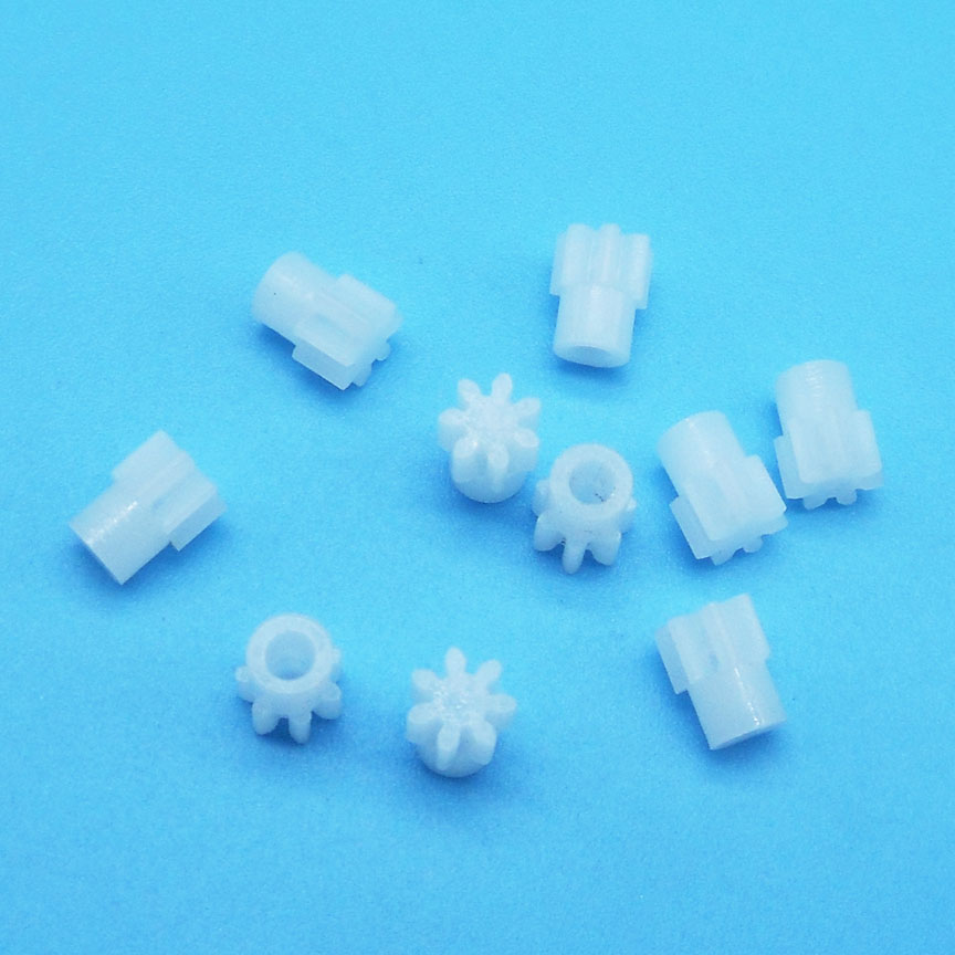 072a-05m-pinion-gears-7-tooth-modulus-05-plastic-gear-2mm-motor-shaft-fitting-parts-accessories-10pcs-lot