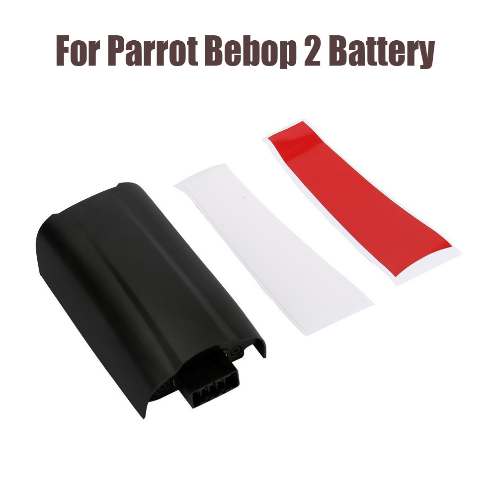 Newest 3S Long Flight Time High Capacity 11.1V Li-po Battery for Parrot Bebop 2 RC Drone Quadcopter parrot bebop drone3 0 quadcopter helicopter 2500mah li po battery and 3 in 1 charger bebop drone 3 0 part free shiping