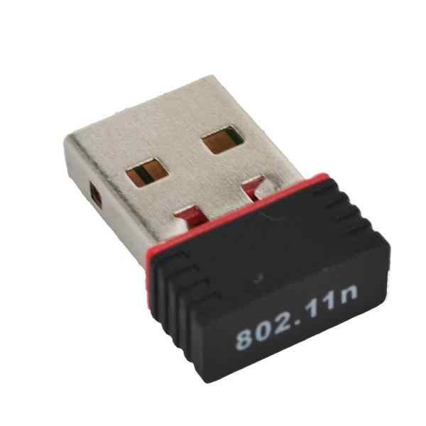 Kebidu Mini USB 150 de 2,0 Mbps WiFi inalámbrico adaptador 150 LAN de la red tarjeta 802,11 ngb para Smartphone ganar Xp/ 7/8