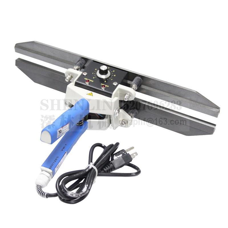 Equipo de herramientas de sellado de bolsas de papel de aluminio, - Juegos de herramientas - foto 2