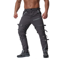 2019 New Military Style Trousers Mens Tactical Cargo Pants Male Warm Army Clothing