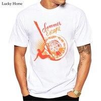 Latest Sailing Competition Design 3D T Shirt Men Fashion Printed Casual Tops Tees Shirt Summer Short