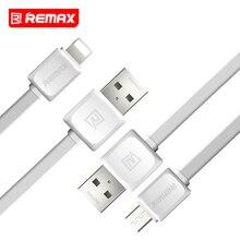 Remax Micro USB Мобильный Телефон Кабель Зарядки Быстрая Зарядка Передачи Кабель Освещения Для iPhone IOS Android Phone