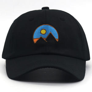 Snapback Hat Spring-Caps Hiking Summer Mountain-Baseball-Cap Embroidery Adjustable Cotton