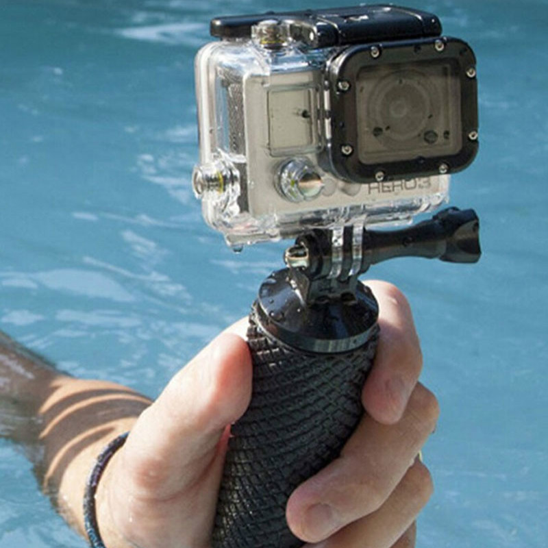 Float Hand Grip Buoyancy Rod Pole Stick Monopod Tripod for Gopro Go Pro Hero 8 7 6 5 4 3 Xiaomi Xiomi Yi 2 4K 4 K Action Camera-4