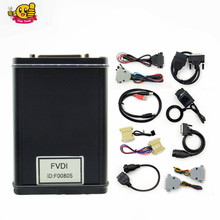 ГОРЯЧИЙ Высокое Качество FVDI Полная Версия (В Том Числе 18 Программное Обеспечение) FVDI ABRITES Полный FVDI Commander Диагностический Инструмент в наличии