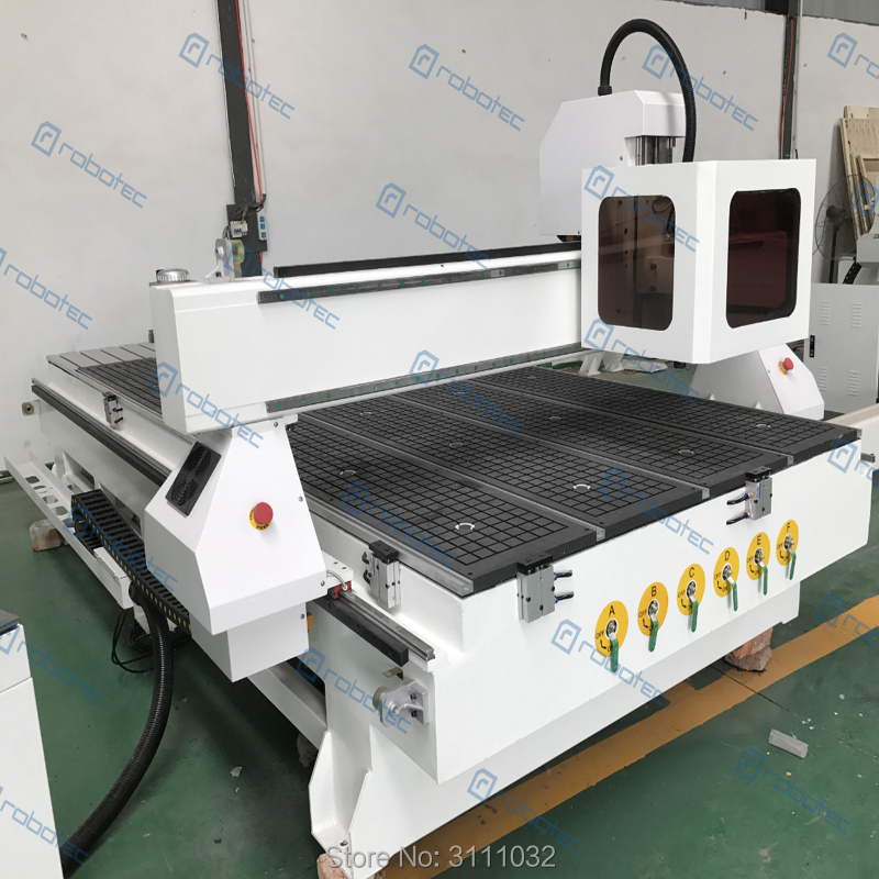 <font><b>2018</b></font> China cheap wood working machine <font><b>cnc</b></font> router 1325 spindle moulder wood working machine image