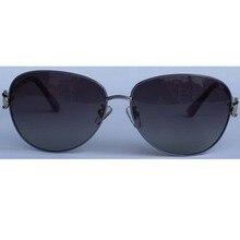 Gafas de sol redondas de la mujer gafas de sol mujer ojos de Gato de Las Mujeres gafas de Sol Sin Montura de Metal Gafas de Moda Retro Gafas De Sol Feminino