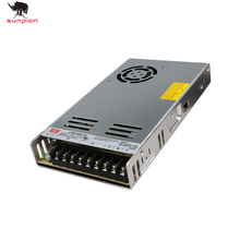3d printer parts Meanwell LRS-350 Switching Power Supply 24V 350W Original MW Taiwan Brand LRS-350-24 for 3d printer