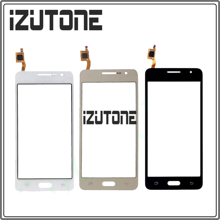 100% Warranty Black white and Gold Touch Sceen Digitizer For Samsung Galaxy Grand Prime Duos G530 G530H G530F G5308 G531 G531H
