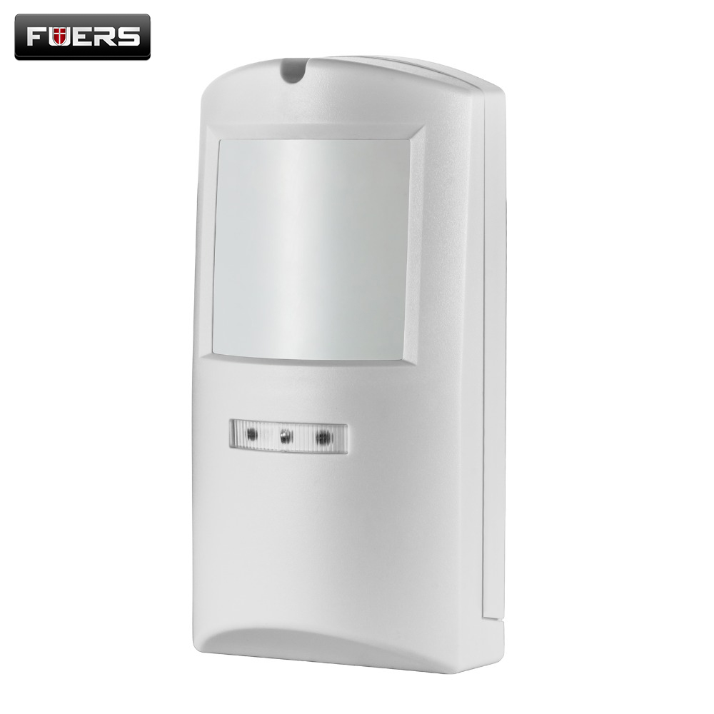 Free Shipping!433Mhz Wireless Waterproof Outdoor PIR Sensor/Motion Detector For Wireless GSM/PSTN Home Security Alarm System dhl ems free shipping wireless home alarm system house safety loudly speaker warehouse protection wireless pir detector sensor