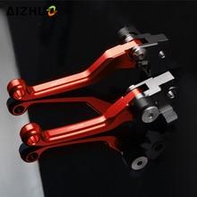 Motorcycle Motocross dirt bike CNC Pivot Brake Clutch Levers for honda SL230 SL 230 1997 1998 1999 2000 2001 2002 2003-2004 стоимость