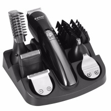 Kemei 6 In 1 Rechargeable Hair Trimmer Hair Clipper Shaver S