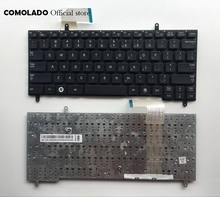 US English Keyboard FOR SAMSUNG N210 N220 N220P N315 N260 black laptop keyboard US Layout все цены