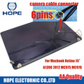 Genuine brand new a1398 lcd pantalla asamblea para apple macbook pro retina 15 ''led asamblea de pantalla 2012 mc975 mc976