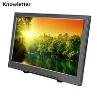 13.3 2K Portable Metal HD Monitor 2560X1440 IPS Panel PS3 PS4 Xbox360 Display Monitor for Raspberry Pi Windows 7 8 10