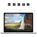 """Para Apple Macbook Pro Retina 13.3 """"de Cristal Templado 9 H Resistente A Los Arañazos Claro Para Macbook 13.3"""" Protector de Pantalla Película de alta Calidad"""