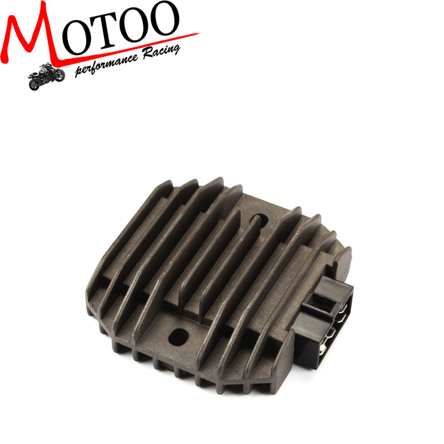 Motoo - Voltage Regulator Rectifier For YAMAHA YZF R1 1998-2001 R6 1999 2000 2001 2002 YZF 600 97 98 99 00 01 02 03 04 05