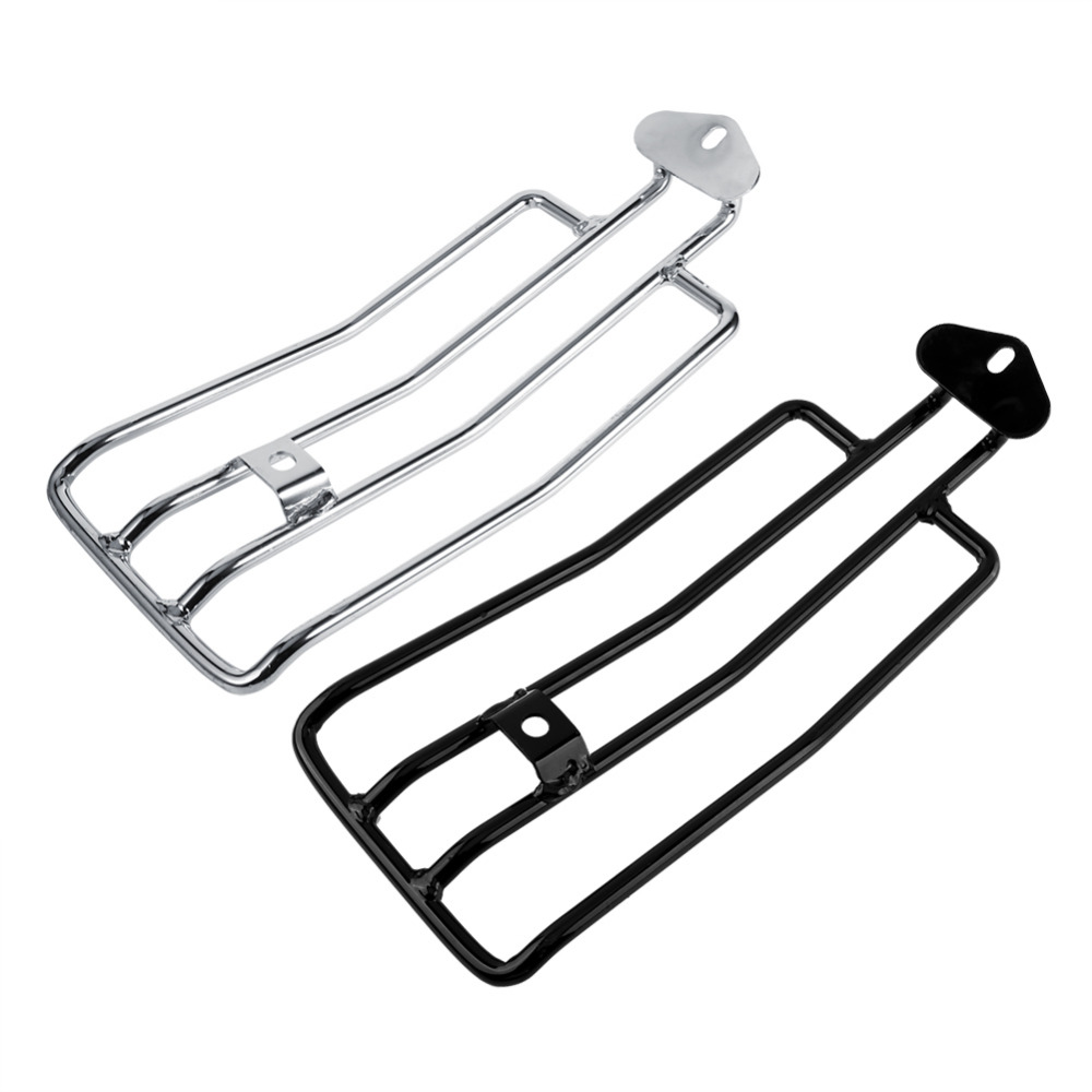 Motorcycle Motocicleta Solo Seat Rear Luggage Rack Support Shelf For ...